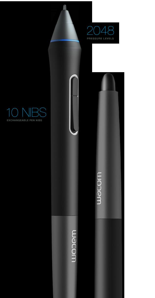 Cintiq 13 Hd Graphic Pen Tablet For Drawing Wacom